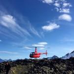 il mio primo volo in elicottero