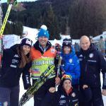Tourd de Ski completato!