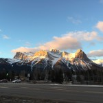 Rocky Mountains, Canmore